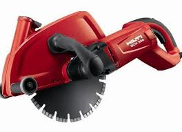 Fierăstrău electric diamantat Hilti DCH 300